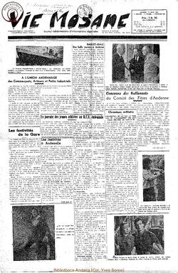 7e annee - n296 - 14 juin 1952
