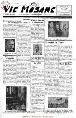 7e annee - n297 - 21 juin 1952