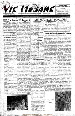 7e annee - n298 - 28 juin 1952