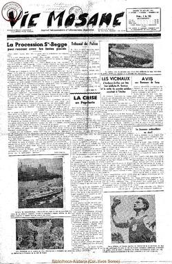 7e annee - n301 - 19 juillet 1952