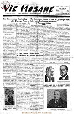 7e annee - n302 - 26 juillet 1952
