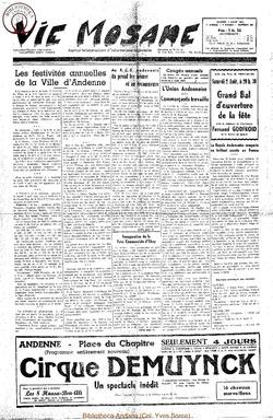 7e annee - n303 - 2 aout 1952