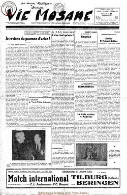 7e annee - n305 - 23 aout 1952