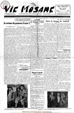 7e annee - n307 - 6 septembre 1952