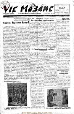 7e annee - n308 - 13 septembre 1952