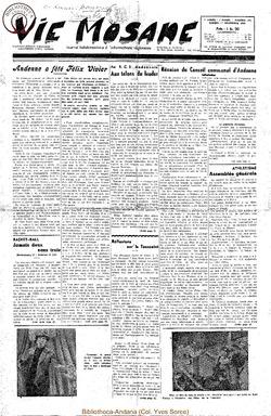 7e annee - n315 - 1 novembre 1952
