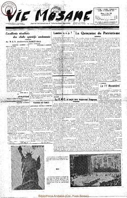 7e annee - n317 - 15 novembre 1952