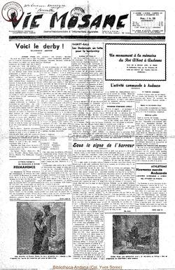 7e annee - n318 - 22 novembre 1952