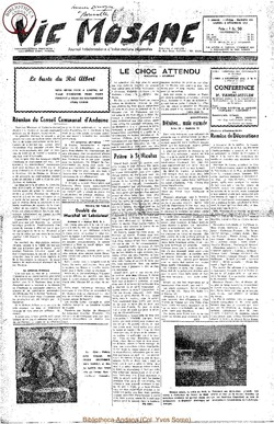 7e annee - n320 - 6 decembre 1952