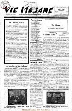 7e annee - n323 - 27 decembre 1952