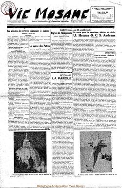 9e annee - n377 - 16 janvier 1954