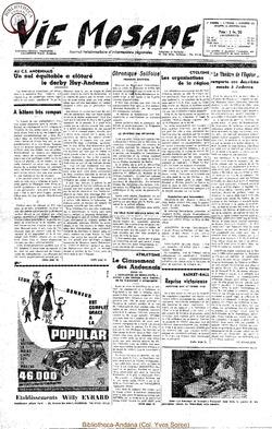 9e annee - n378 - 23 janvier 1954