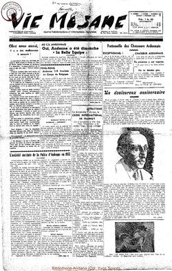 9e annee - n380 - 7 fevrier 1954