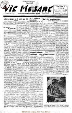 9e annee - n382 - 20 fevrier 1954