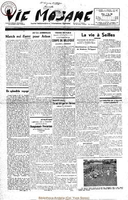 9e annee - n383 - 27 fevrier 1954
