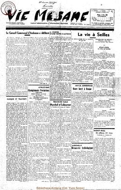 9e annee - n384 - 6 mars 1954