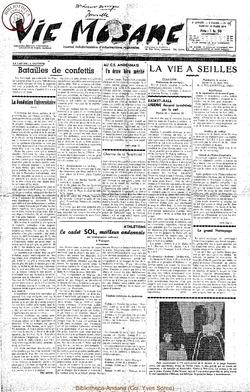 9e annee - n386 - 20 mars 1954