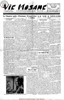 9e annee - n388 - 4 avril 1954