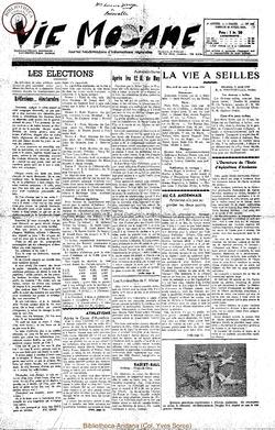 9e annee - n389 - 10 avril 1954