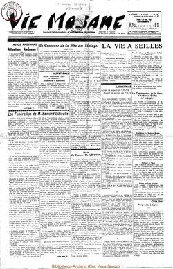 9e annee - n391 - 24 avril 1954