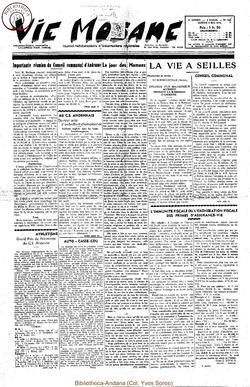 9e annee - n393 - 8 mai 1954