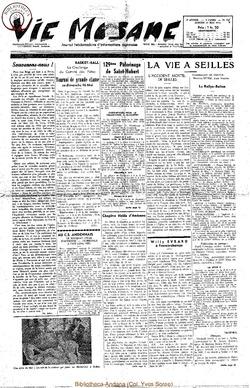 9e annee - n394 - 15 mai 1954