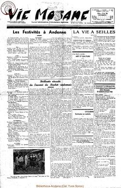 9e annee - n395 - 22 mai 1954