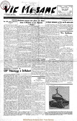 9e annee - n398 - 12 juin 1954