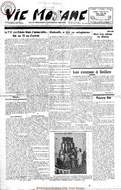 9e annee - n404 - 24 juillet 1954