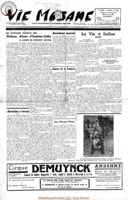9e annee - n405 - 31 juillet 1954
