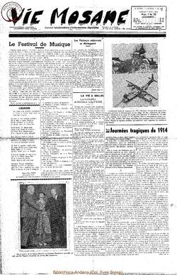9e annee - n406 - 7 aout 1954