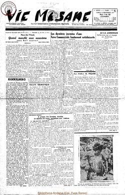 9e annee - n410 - 11 septembre 1954