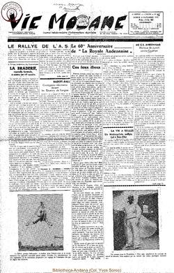 9e annee - n411 - 18 septembre 1954