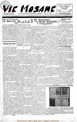 9e annee - n412 - 25 septembre 1954