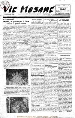 9e annee - n413 - 2 octobre 1954