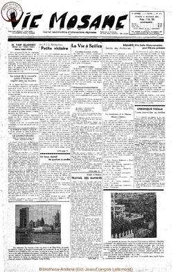 9e annee - n415 - 16 octobre 1954