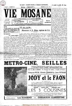 Publicitaire 20 mai 1949