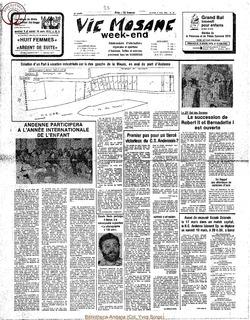 34e année - n°10 - 9 mars 1979