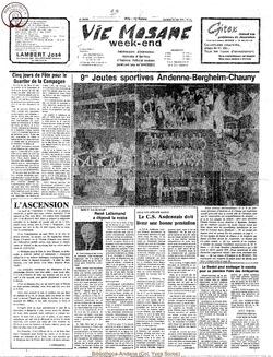 34e année - n°21 - 25 mai 1979