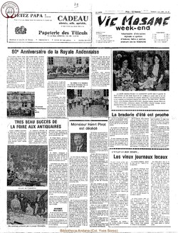34e année - n°23 - 8 juin 1979