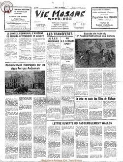 34e année - n°27 - 6 juillet 1979