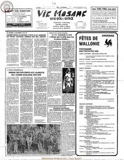 34e année - n°33 - 14 septembre 1979