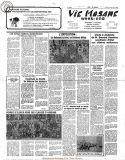 34e année - n°36 - 5 octobre 1979