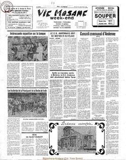 34e année - n°38 - 19 octobre 1979