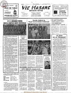 34e année - n°40 - 2 novembre 1979