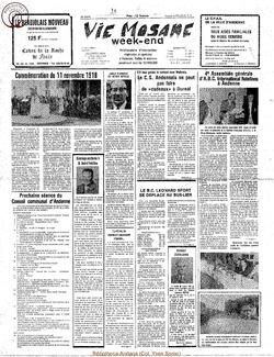 34e année - n°42 - 16 novembre 1979