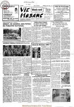 35e année - n°16 - 18 avril 1980