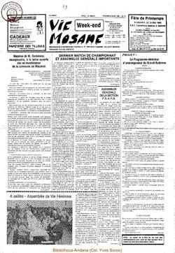 35e année - n°17 - 25 avril 1980