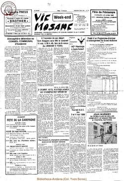 35e année - n°19 - 9 mai 1980