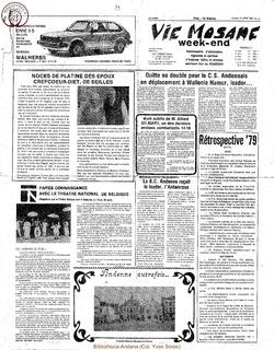 35e année - n°2 - 11 janvier 1980